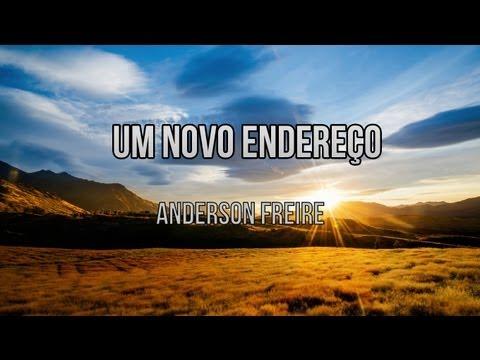 Um Novo Endereço  Anderson Freire (Playback E Legendado)
