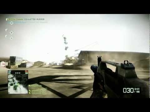 Bad Company 2 - Fun with ANTI-TANK MINES!