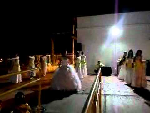 Alexa's Quince Pantomima Te Arrebato (nancy Amancio) video