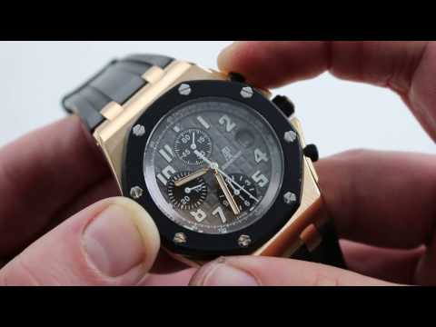 Audemars Piguet Royal Oak Offshore Chronograph Ref. 25940OK.OO.D002CA.01.A Watch review