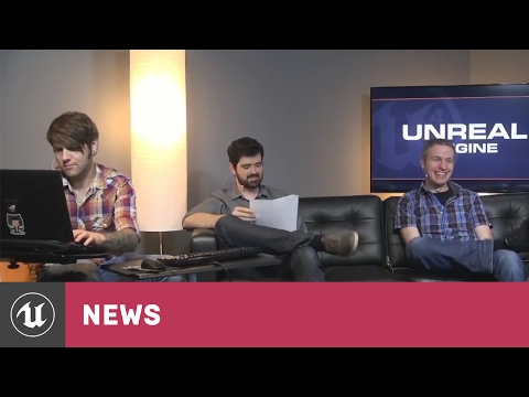 Unreal Engine 4 Twitch Broadcast - Unreal Engine 4.4 Launch, 4.5 Sneak Preview Live from Epic HQ
