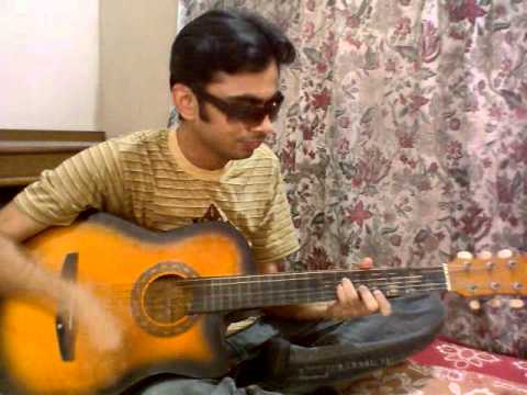 Aa Jao Meri Tamanna (guitar) video