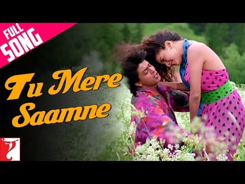 Tu Mere Saamne - Full Song - Darr video