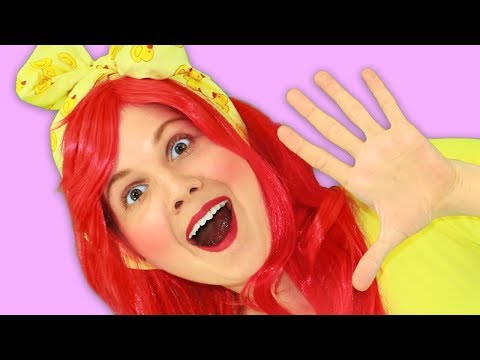 Clap Your Hands Dance Music for Kids. Funny Story Song.