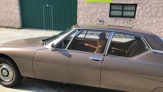 Citroen SM Maserati 1971