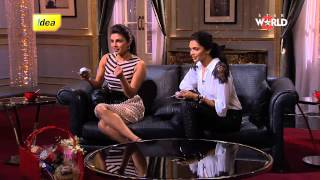 Priyanka And Deepika Keep It Buzzing At Koffee With Karan!