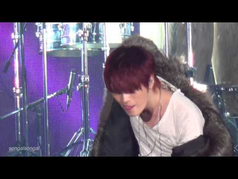 20130403 GLAMOROUS SKY -  KIMJAEJOONG - JYJ CONCERT IN TOKYO  DOME