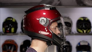 Nolan N44 Helmet Review at RevZilla.com