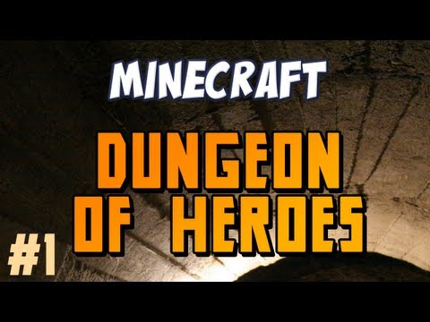 Dungeon of Heroes Part 1 - Starting the grind!