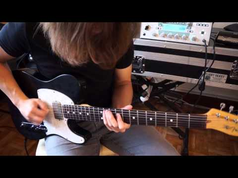 John 5 - Steel Guitar Rag (Cover by Eric Deza)