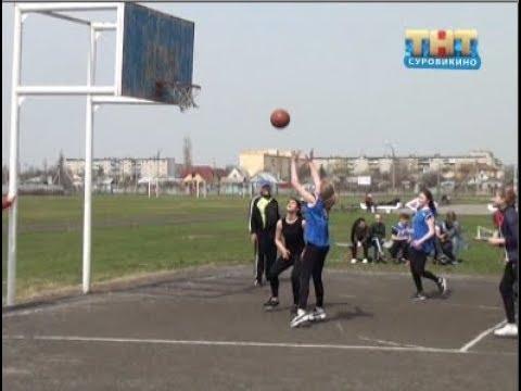 Президентские спортивные игры среди городских школ