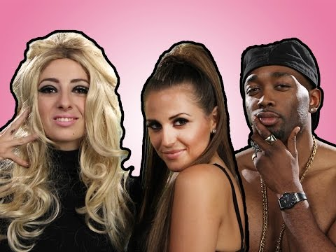 Ariana Grande - Problem Ft. Iggy Azalea Parody! Key Of Awesome #87 video