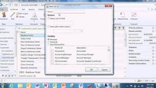 AX 2012 Role Centre Interface Provides Everyone with BI.wmv
