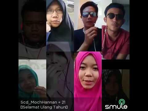 download lagu Selamat Ulang Tahun Mak Kiki SCD gratis