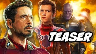 Spider-Man 2 Far From Home Teaser and Avengers 4 Timeline Explained
