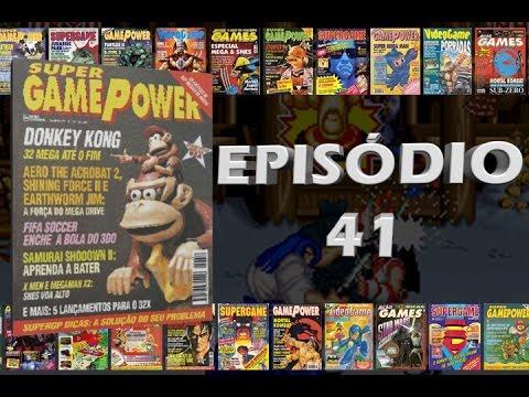História Revista - 41 - Supergamepower 10