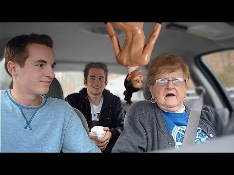 Grandma Gives Advice On Kim Kardashian's Nudes | Ft. Joey Gatto