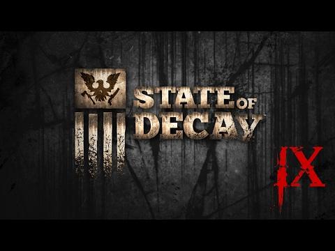 State of Decay #009   Der erste Aussenposten   Let's Play [GERMAN / DEUTSCH]