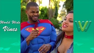 Try Not to Laugh or Grin Watching King Bach Funny Skits Compilation 2018