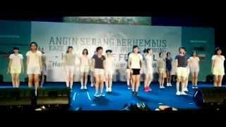 download lagu Jkt48 Team K Cheerleader Project - Kaze Wa Fuiteiru gratis