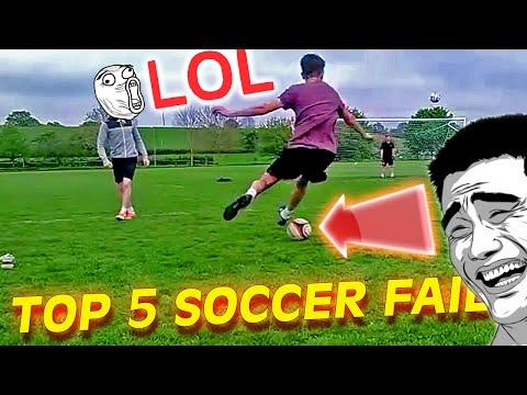 TOP 5 Soccer Football Fails I WEEK #02 2014