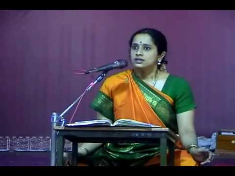 Kumbakonam Radhakalyanam - 2009 - Visaka Hari 's - Sangaeetha Upanyasam - Part - 5 video
