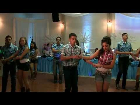 Jennifer Caltonzin Quinceanera Vaquero Style with Surprise Ending