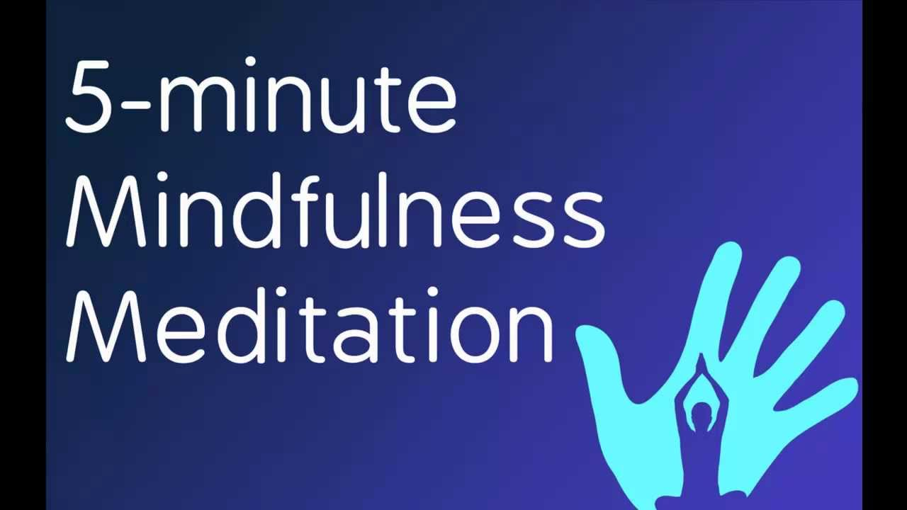 Try Meditation for Just Five Minutes