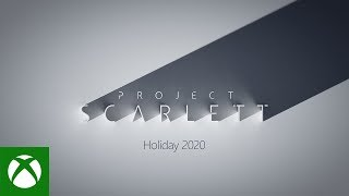 Xbox Project Scarlett - E3 2019 -  Reveal Trailer