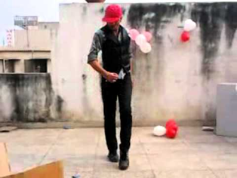 gaurav bisht dance in niit 31st function.mp4