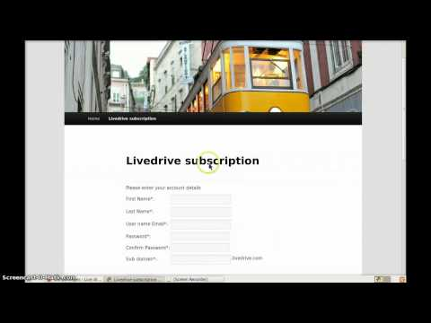 0 Wordpress plugin for Livedrive API