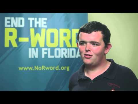 End the R-word in Florida - Tyler Creamer