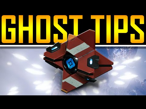 Destiny Tips - How To Unlock Doors With Your Ghost! video