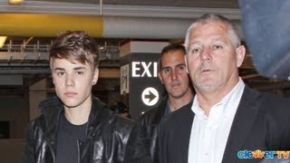 Justin Bieber Sued By Bodyguard of 2 Years