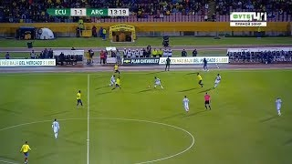 ECUADOR vs ARGENTINA 1-3 RESUMEN COMPLETO All Goals and Highlights 10/10/17