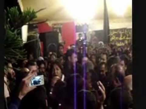 Shabab Ul Momineen (nasir Asghar Party) - Ran Ko Jatey Huey . 8th Safar 2012 (1434) . video