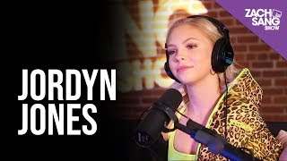 Jordyn Jones Talks Leave, Abby's Ultimate Dance Competition and Jordan Beau