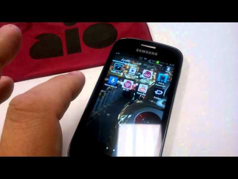 AIO Wireless Samsung Galaxy AMP Overview