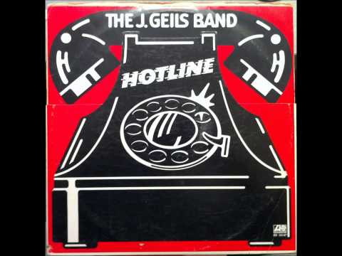 J Geils Band - Love-itis