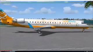 Playing Microsoft Flight Simulator X In 2019