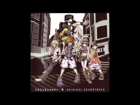 The World Ends With You OST - Forbode
