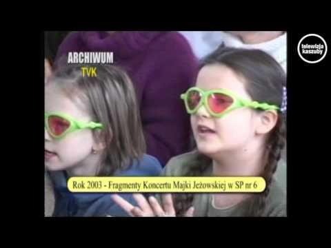 ARCHIWUM 2003 -  Koncert Majki Jeżowskiej W SP Nr 6