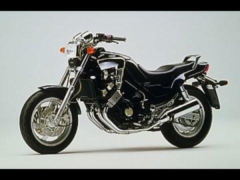 Честный обзор Yamaha FZX 750. Личный опыт владения 2 года.