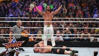 WWE Network: John Cena vs. Seth Rollins: SummerSlam 2015
