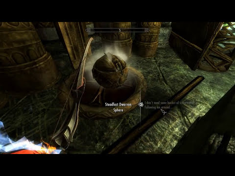Let's Play Skyrim: Dragonborn DLC (Modded) [Part 23] - Vahlok the Jailer & The Kagrumez Trials