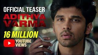 Adithya Varma Official Teaser