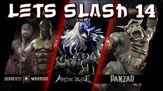 Let's Slash 014 - Pflaster für alle [deutsch] [720p]