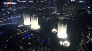 دبي تحتفل بالعام الجديد