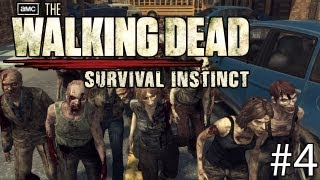 ★ The Walking Dead Survival Instinct Let