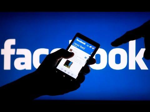 Як увійти на свою сторінку у FaceBook
